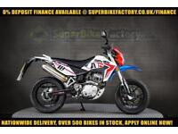 2017 67 SINNIS APACHE 125CC 0% DEPOSIT FINANCE AVAILABLE