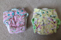 Various Prices Cloth Diaper Items