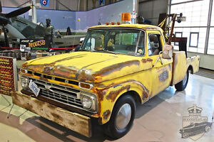 1965 ford rat rod tow truck