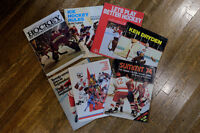 1970s Hockey Books – Canada Cup, Let's Play Better Hockey