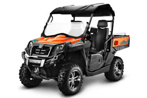 BRAND NEW 2017 UFORCE 500 LX EPS SNOW EDITION ONLY AT MAXXIM