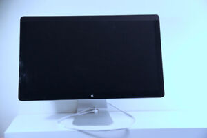 Apple LED Cinema Display 27 Inch Excellent Condition