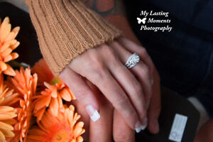 $600.00 Special Wedding & Engagement Session Printed & On USB London Ontario image 5
