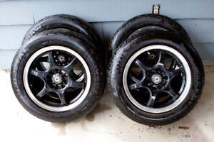 Konig 15 inch universal wheels