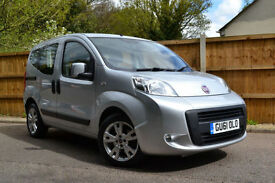 2011 Fiat Qubo 1.3Multijet Diesel MyLife Wheel Chair Accessible Hoist