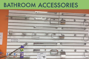 BATHROOM ACCESSORY ACCESSORIES MIRRORS BIDETS TAPS GLASS SHELVES