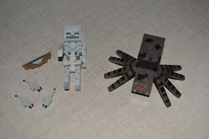 Tons of Minecraft Figures- $15 each set