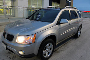 2008 Pontiac Torrent Sport SUV AWD with Sunroof LOADED