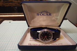 Rolex solar tudor 1958 Eatons box and papers