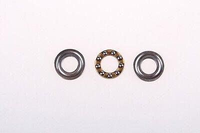 10pcs Axial Ball Thrust Bearing F2-6m  2 Mm6 Mm3 Mm 26 3 Mm