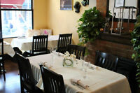 Fully Equipped Restaurant For Lease Immediately With Property