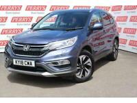 2018 Honda CR-V 2.0 i-VTEC SR 5dr Auto Estate Estate Petrol Automatic
