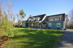Lakefront Home with Guest House!