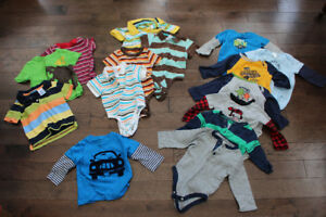 12-24 Month Baby Boy Clothes