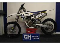 USED 2017 HUSQVARNA FC250   VERY GOOD CONDITION   36.6 HOURS