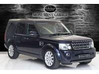 2015 Land Rover Discovery 4 3.0 SDV6 Commercial SE 5 door Four Wheel Drive