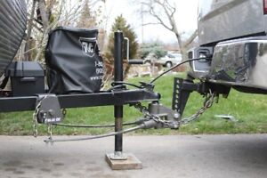 Blue Ox Stabilizer & Weight Distribution Hitch