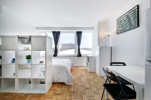 Brand New Building / Fully furnished / Heart Downtown Montreal
