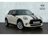 2020 MINI HATCHBACK 5-Door Hatch Cooper Classic Auto Hatchback Petrol Automatic