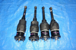 JDM Lexus LS430 OEM Front & Rear Air Shocks Struts 2001-2006