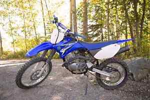 2009 ttr-125 might trade for a 230.