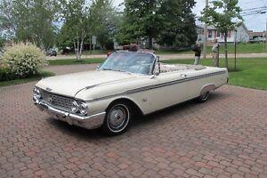 1962 Ford Galaxie XL500 CONVERTIBLE