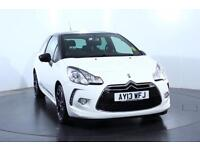 2013 CITROEN DS3 E-HDI AIRDREAM DSPORT HATCHBACK DIESEL