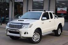 FROM ONLY $161 P/WEEK ON FINANCE* 2013 TOYOTA HILUX SR5 (4X4) Blacktown Blacktown Area Preview