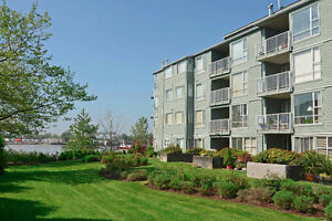 3 Bedroom Condos/Townhouses in Vancouver's scenic River District