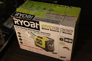1600W Quiet generator/invertor New in box RYCI2001