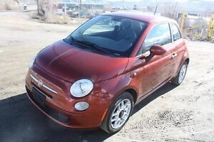 2012 FIAT 500 Pop NEW BLOWOUT PRICE! NOW ONLY $7864!!
