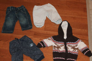 3-6m boys clothing