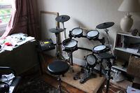 Batterie V-Drum électronique Roland TD-12 (NEUVE*) -- 2500$