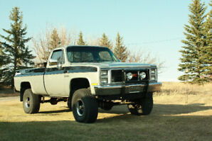85 GMC square body ck1500