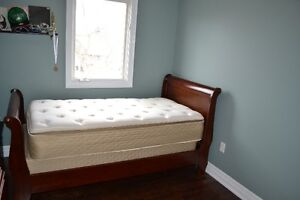 Bombay Twin Bed Frame