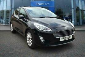 image for 2019 Ford Fiesta TITANIUM 1.0 5DR WITH SAT NAV, FOLDING MIRRORS, HEATED WINDSCRE