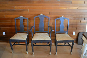 Dining Set French Provincial