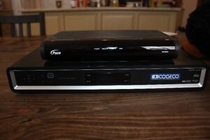 Cogeco PVR & HD Box.