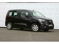 2019 Vauxhall COMBO LIFE 1.5 Turbo D 130 Energy 5dr Auto MPV Diesel Automatic