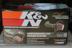 K&N Cold Air Intake - 63-1561 - Ram 1500