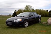 2004 Chrysler Sebring LX Sedan 2.7