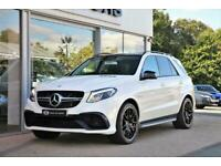 2016 Mercedes-Benz GLE CLASS 5.5 GLE63 V8 AMG S SpdS+7GT 4MATIC (s/s) 5dr SUV Pe