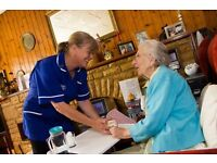 Domiciliary Care Assistants