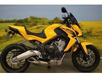 Honda CB 650 2015 **ABS, SEAT COWL, DIGITAL DISPLAY, TAIL TIDY**