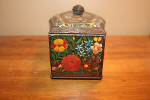 Vintage Biscuit Tin London Ontario image 6