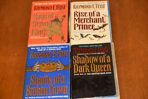 FANTASY BOOKS ,TERRY BROOKS AND OTHERS 25 BOOKS