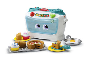 Leapfrog Number Lovin' Oven Baby Toy English Version BRAND NEW