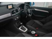 2016 Audi Q3 ESTATE 1.4T FSI S Line 5dr S Tronic Auto SUV Petrol Automatic