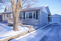 Bungalow with Garage-Moncton north end!