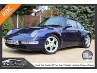 1995 PORSCHE 911 CARRERA 911 993 3.6 CLASSIC RETRO LHD IMPORT